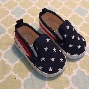 🇺🇸Old Navy American Flag Shoes
